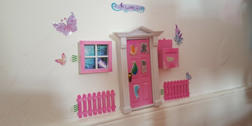 Opening Fairy Doors review