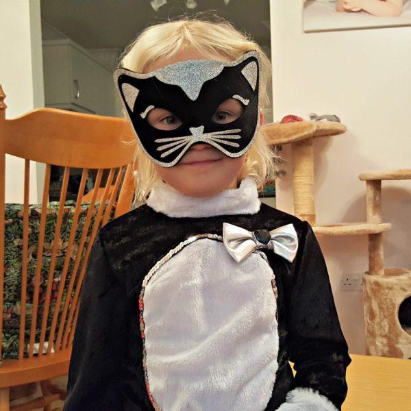 cat fancy dress