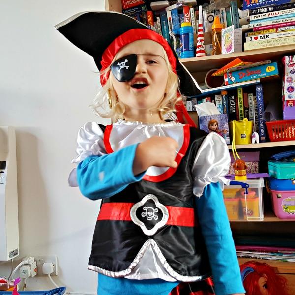 yarr pirate costume