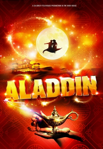 salisbury playhouse panto aladdin