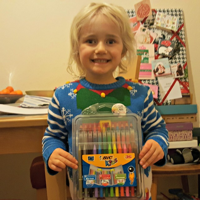 BIC Kids colouring pack