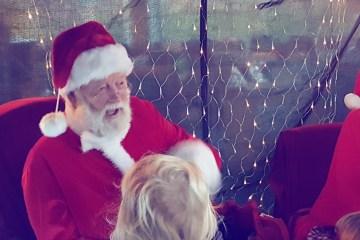 Father Christmas Salisbury