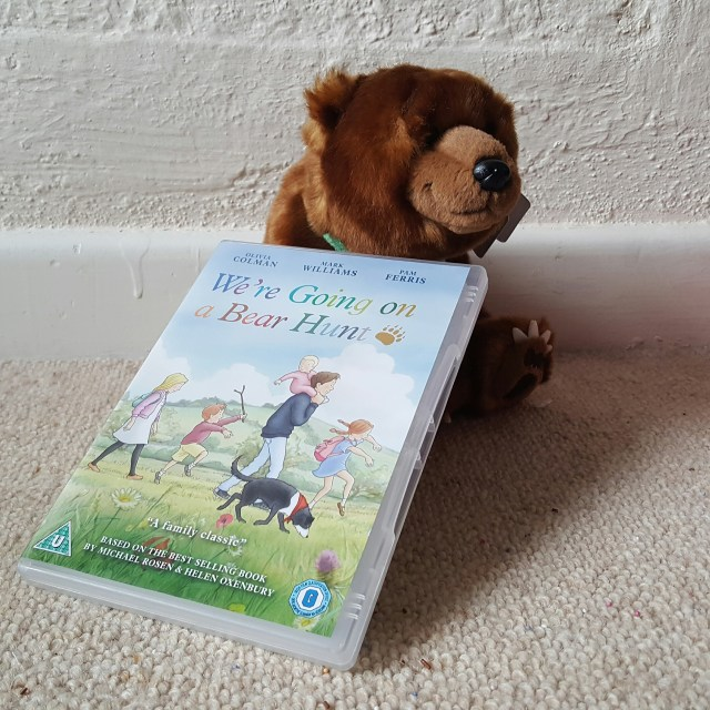 Bear Hunt dvd review