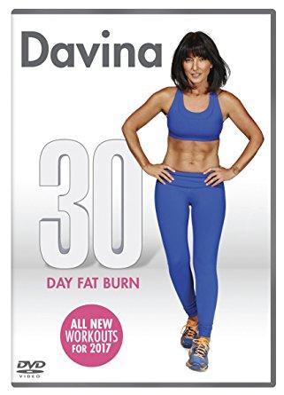 30 de zile fat burn davina review