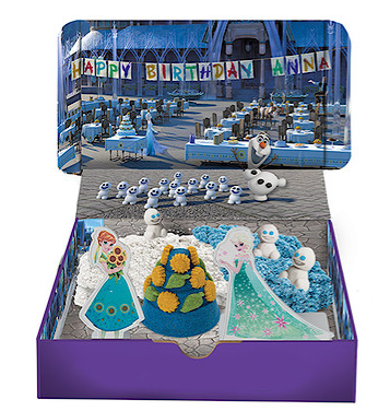 disney frozen kinetic sand anna birthday