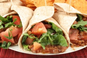 Tacos: cocina mexicana para una dieta celíaca