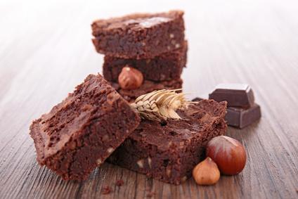 3 Recetas de Brownies sin gluten para celiacos