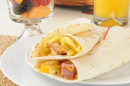 Desayunos con huevo (Sin gluten)