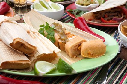 Tamales libres de Gluten: recetas para celíacos