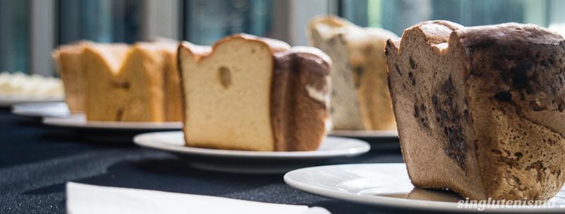 Nueva Panificadora Panasonic y estudio sobre el pan sin gluten ...