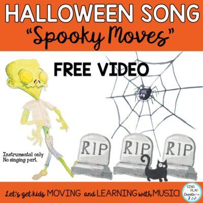free halloween music # 39