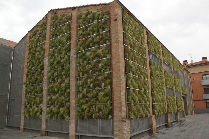 Jardín vertical Leaf Box