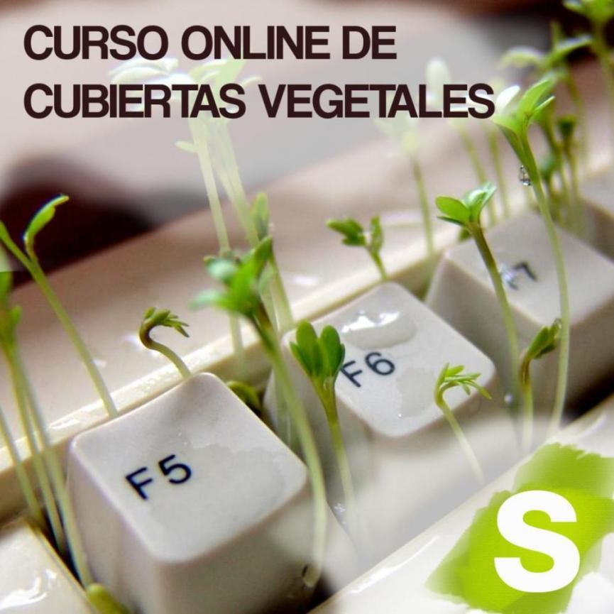 Curso on line de cubiertas vegetales