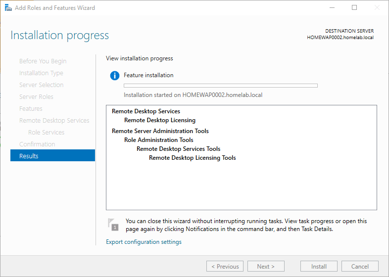 Step by Step – Install Microsoft RDS Licensing on Windows
