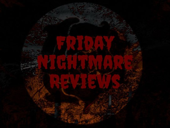 Friday Nightmare Reviews - A Christmas Horror Story