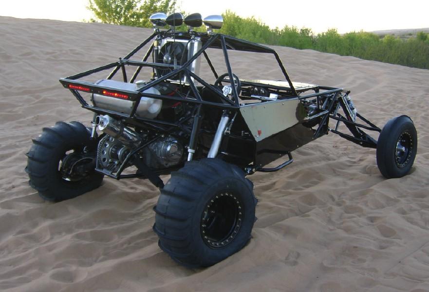 Sprockets Mini Sand Rail