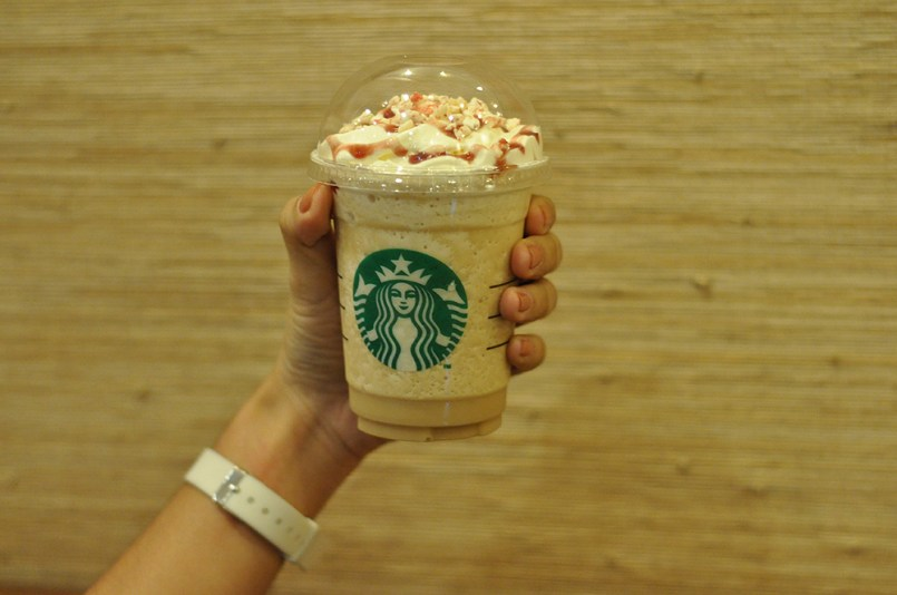 Starbucks Philippines Christmas beverages