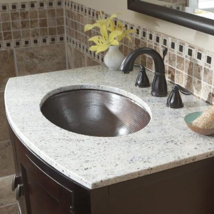 copper bathroom sinks and products by