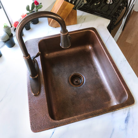 copper maintenance care sinkology