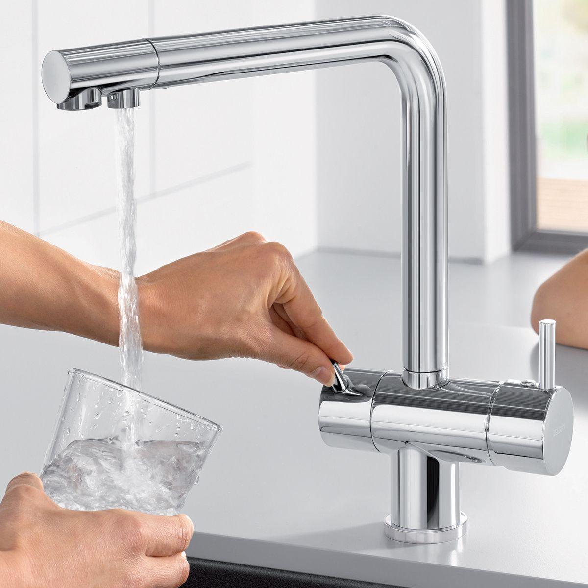 blanco filtra pro kitchen filter tap