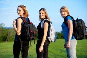 Mochileras - mochila auxiliar - cómo hacer la mochila