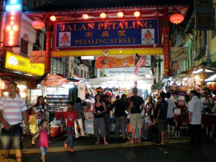 Petaling Street, Barrio chino, KL