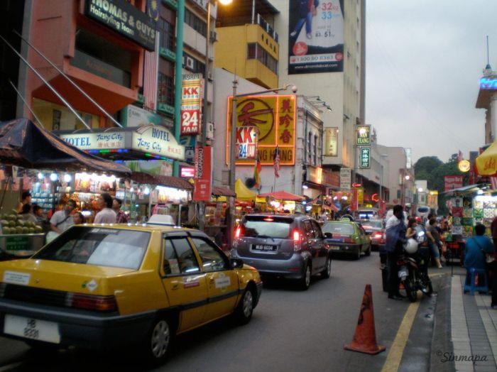 Calles de Chinatown, KL, Malasia Kuala Lumpur - ¿Qué ver y qué hacer?