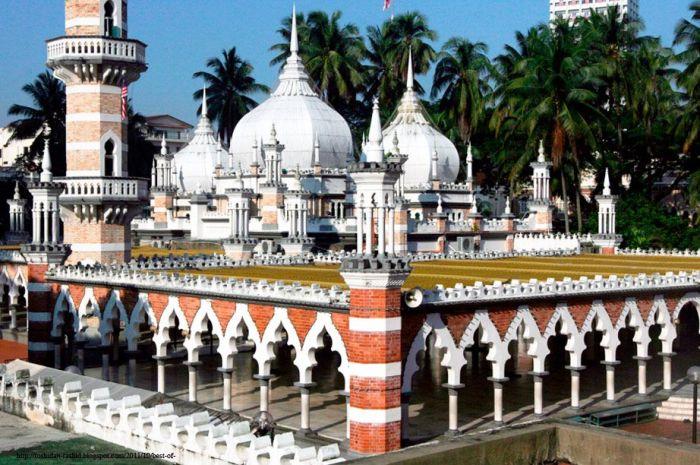Masjid Jamek, KL, Malasia Kuala Lumpur - ¿Qué ver y qué hacer?