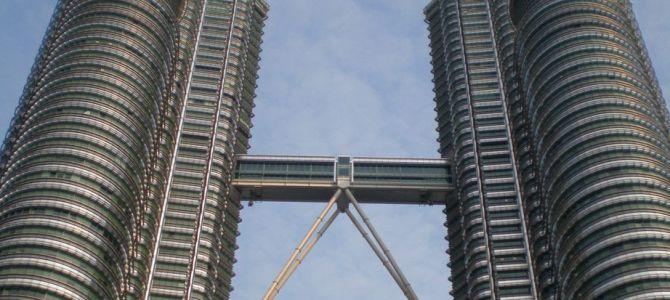 Mi primer día en Asia: descubriendo Kuala Lumpur