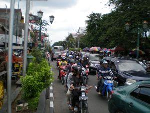Calles de Jogjakarta - Java - Indonesia