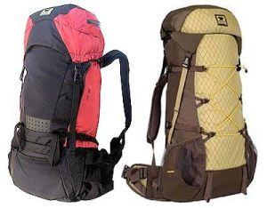Cómo elegir la mochila de viaje - mochilas de mochilero mochila de viaje