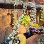 Ofrendas durante el festival en las cuevas Batu, Malasia Festivales en Tailandia