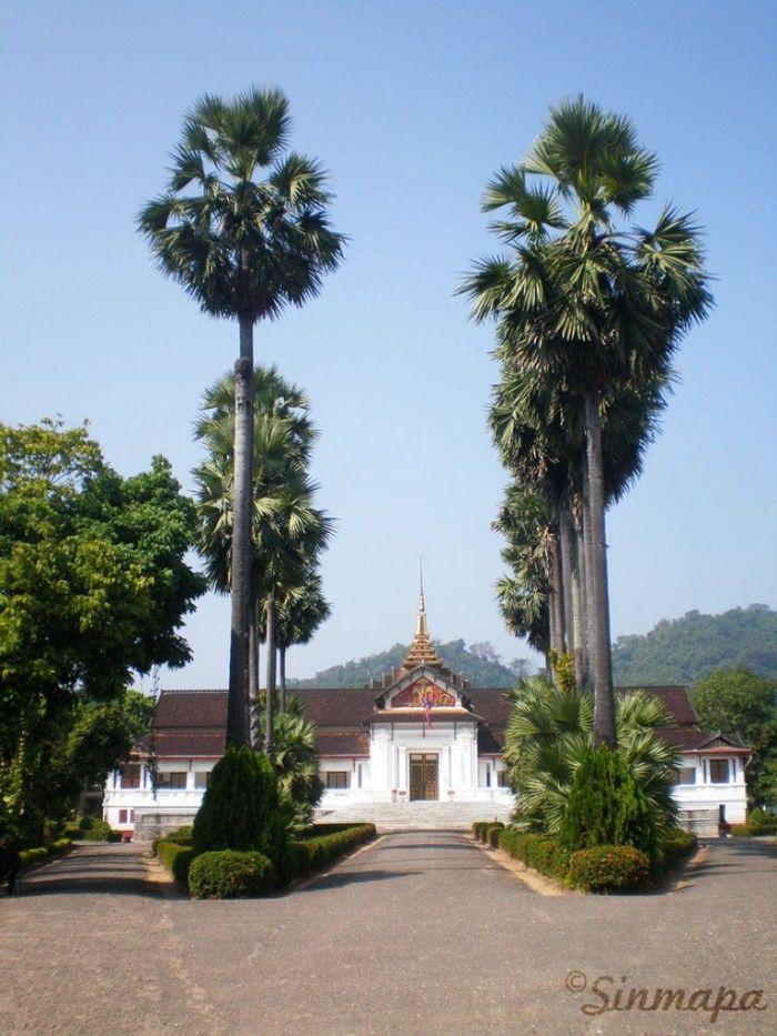 Palacio Real - Museo - Luang Prabang