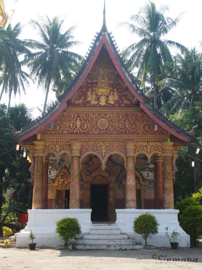 QUÉ VER EN LUANG PRABANG en un día - templos