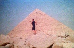 Egipto, pirámides lugares favoritos