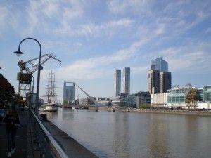 El puerto de Buenos Aires mis lugares favoritos
