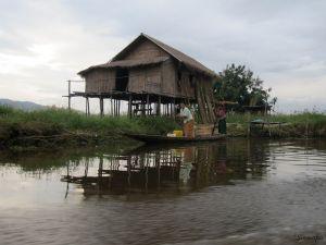 Birmania, Lago Inle