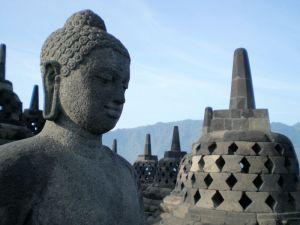 Templo Borobudur, Indonesia