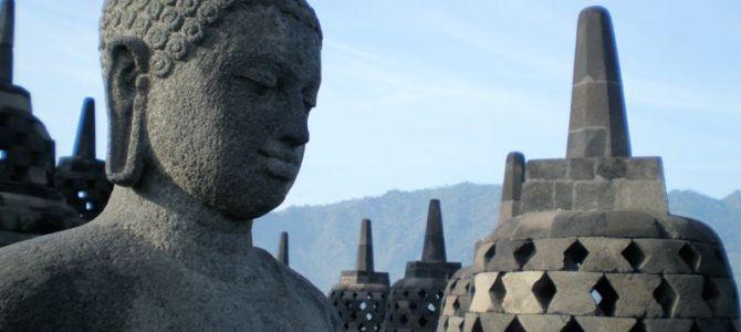 Borobudur, el mayor templo budista del mundo
