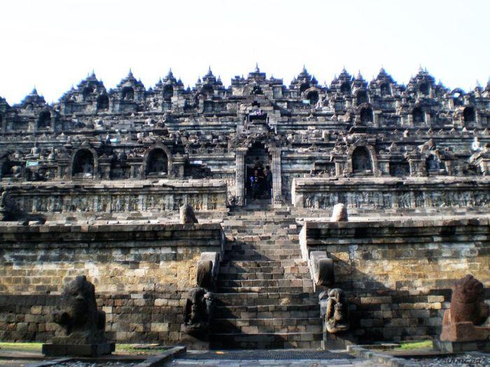 Templo Borobudur , Indonesia