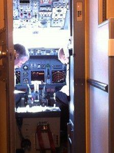 Cabina del piloto
