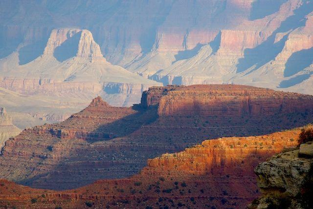 Gran Cañón del colorado Arizona tours de Google Street View