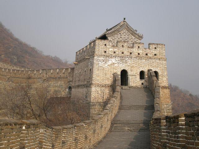 Gran Muralla China tours de Google Street View