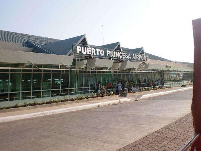 Guia de viaje: Palawan Aeropuerto Puerto Princesa