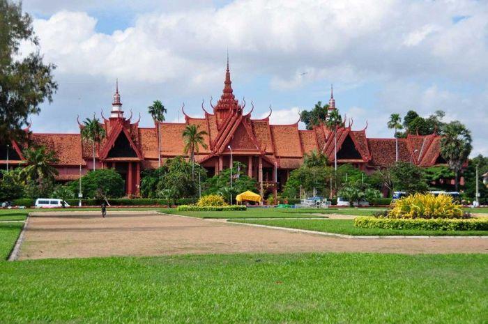 Guia de viaje Phnom Penh