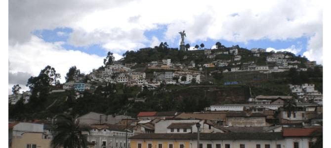 Una zombie en Quito