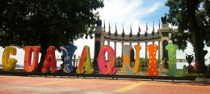 Primeras impresiones de Guayaquil