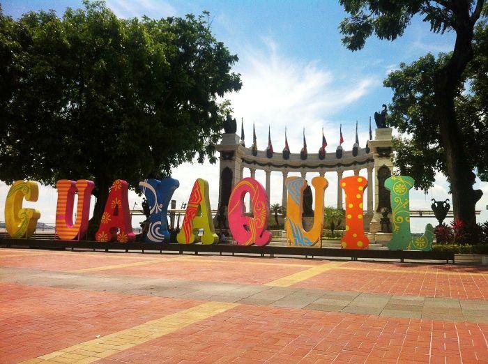 Sudamérica Ecuador Mochilera viajar