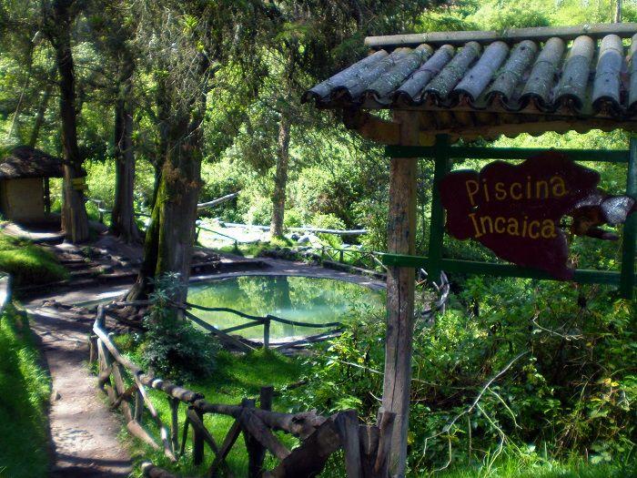 Piscina Incaica - Peguche - Otavalo
