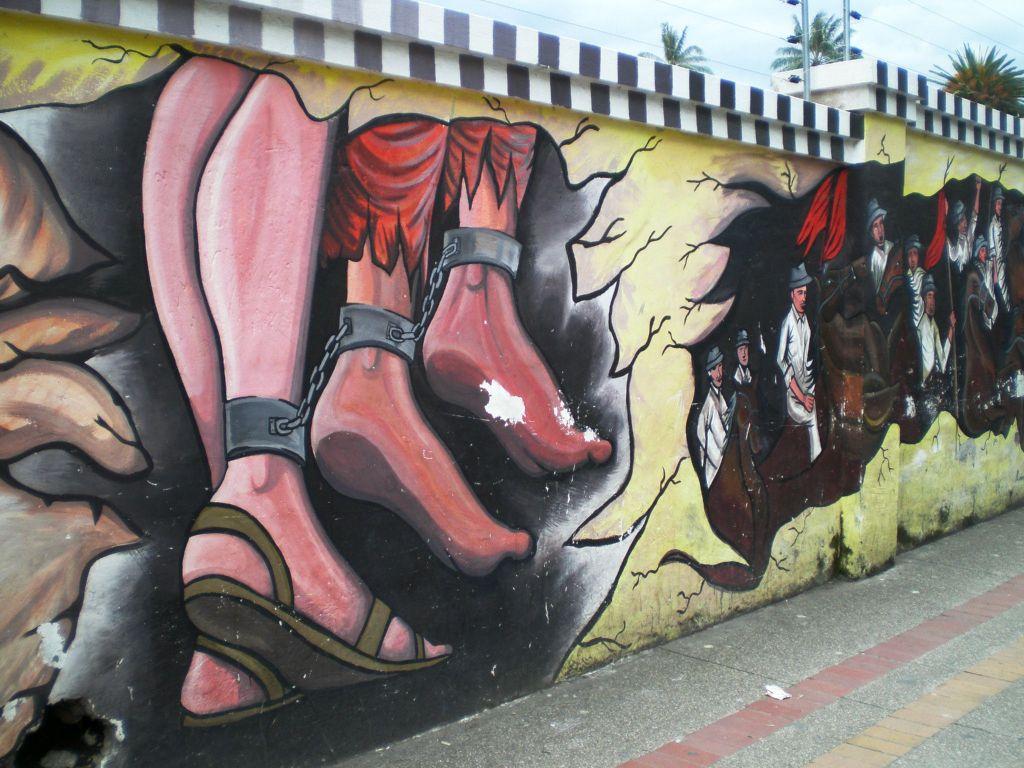 Arte urbano - Street Art